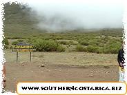 Valle en el cerro Chirripo