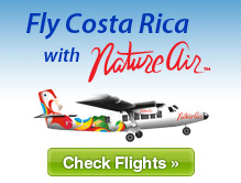 Book Now NATURE AIR