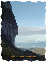 Costa Rica desde el Chirripó