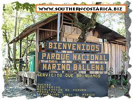 Parque Nacional Marino Bahia Uvita