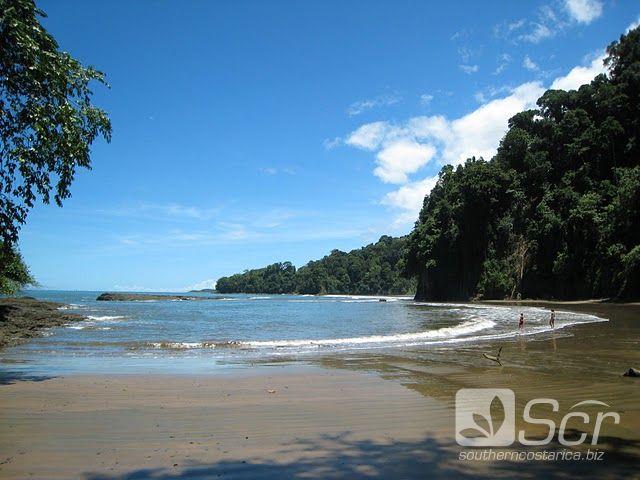 Playa Arco Uvita