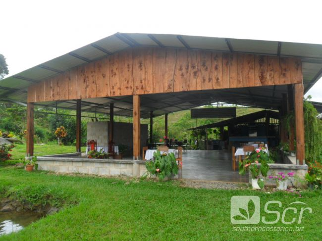 Centro turistico tilapias la caba a perez zeledon Piscinas para tilapias